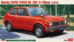Honda Civic CVCC GL (SC-1) 2door 1975
