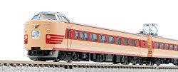 92896 JNR Limited Express Series 381-100 Stan