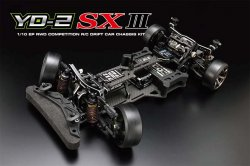 DP-YD2SX3 RWD Drift Car YD-2SXIII