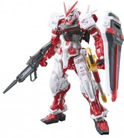 [28th JAN 2021] RG Gundam Astray Red Frame
