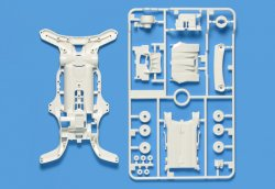 95251 AR Reinforced Chassis - (White)