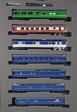 J.R. Ltd. Exp. Sleeping Cars Series 24 Type 2