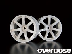 OD1187a WORK EMOTION XT7 (White / OFF +5)