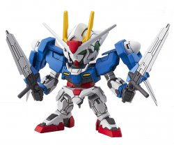 [24th MAY 2021] SD EX008 Standard 00 Gundam