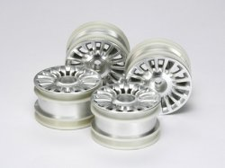 M-Chassis 18-Spoke Wheels - 4pcs