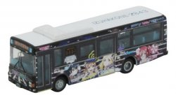 The Bus Collection Izuhakone Bus Love Live! Sunshine!! Wrapping