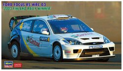 Ford Focus RS WRC 03 `2003 Rally Finland Winn