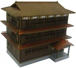 The Building Collection 068 Hot-spring Inn C