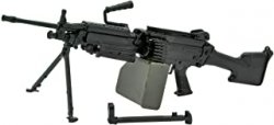 268895 1/12 Little Armory (LA032) M249 Type