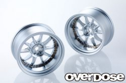 OD2373 SSR Professor SP3 (Matte Chrome /OFF+9)