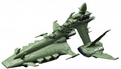 Cosmo Fleet Special Gundam The Origin Musai K