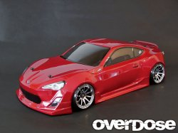 OD1348 SCION FR-S Body