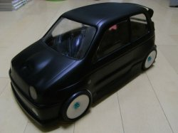 SPA-162 SUZUKI Aruto Works Mini Body (210mm)
