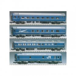 J.R. Limited Express Sleeping Cars Series 24