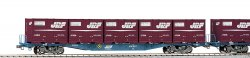 3-512 JRF JR Freight Car Type KOKI 104 / 19D Containers 2-Car