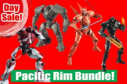 Day SALE! Pacific Rim Up Rising - CINEMA Open
