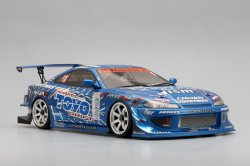 1/10th Scale Team TOYO with GP SPORTS S15 SILVIA Body
