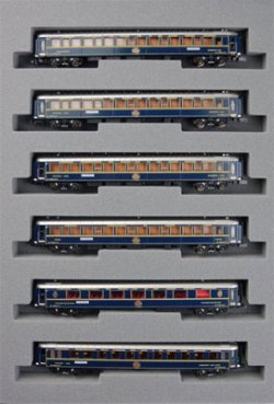 10-562 Orient Express 88 6-Car Additional Set