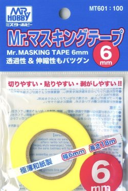 Mr. Masking Tape 6mm