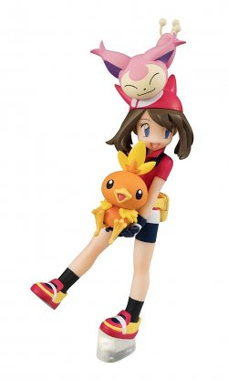 G.E.M. Series Pokemon Haruka, Torchic and Ski