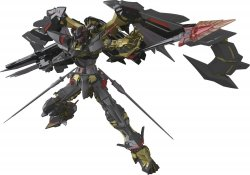 [25th JAN 2021] RG Gundam Astray Gold Frame Amatsu Mina