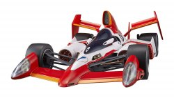 Variable Action Future GPX Cyber Formula Knig