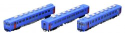 KIHA58 (Rapid Service `SEA SIDE LINER`/Blue/K