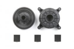 Tamiya RC CR01 Toyota Land Cruiser 40 - Planetary Gear