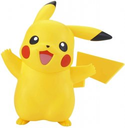 [8th MAR 2021] Pokemon Plastic Model Collection Quick!! 01 Pika