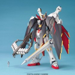MG XM-X1 Crossbone Gundam X1 Full Cloth