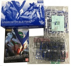 P-Bandai RG Astray Blue Frame Limited Edition