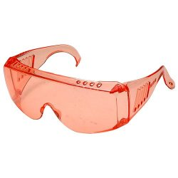Pro Goggle S Red (Kids Size)