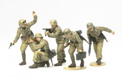 35314 German Africa Corps Infantry