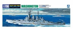 1/700 U.S.S Battleship Washington