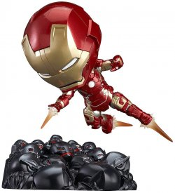 Nendoroid Iron Man Mark 43: Hero`s Edition +