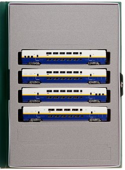 10-293 Shinkansen Series E4 `Max` Double-Deck