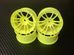 01021663 RAYS GramLights 57Xtreme Yellow OFF 3mm