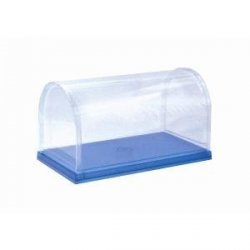 PPC-K16BL Model Cover Dome (Long) Blue Clear