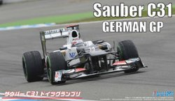 GP55 1/20 Sauber C31 German GP