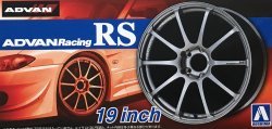 1/24 Advan Racing RS 19 Inch