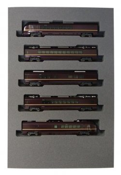 10-1123 Series E655 Nagomi 5 Car Set