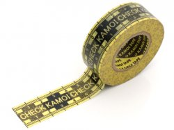 70420 Masking Tape with Measurement