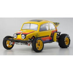 SCB002 Clear Body Set (BEETLE 2014)