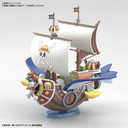 DaySale! GRAND SHIP COLLECTION THOUSAND SUNNY FLYING MODEL