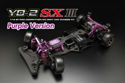 DP-YD2SX3P YD-2SXIII Drift Car Purple Version
