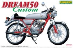 1/12 Honda DREAM 50 Custom