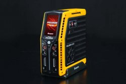 YZG-ADY Polaron AC / DC Charger Racing Yellow
