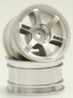 SPA-188 Mini VOLK Racing TE37 Matte Silver Of
