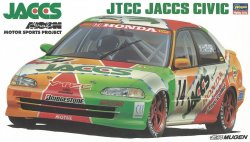 1/24 JTCC Jaccs Civic
