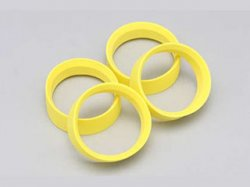 ZR-041S Touring Car Mold Inner (Yellow / Soft